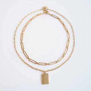 Zara Chain Necklaces